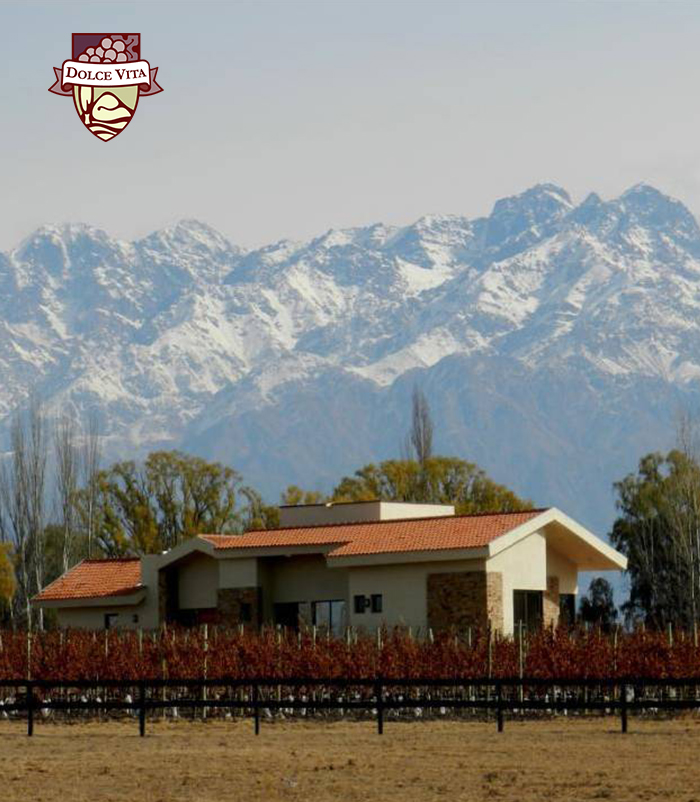 House Malbec Dolce Vita Vineyards